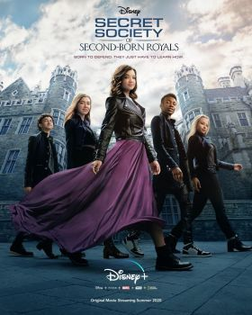 Secret Society of Second-Born Royals (2020) online film