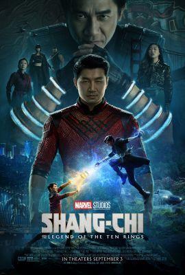 Shang-Chi és a Tíz Gyűrű legendája (2021) online film