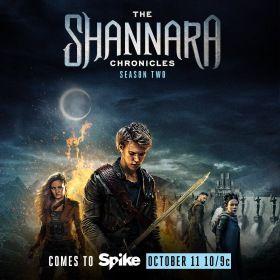 Shannara: A jövő krónikája 2. évad (2017) online sorozat