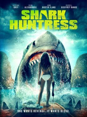 Shark Huntress (2021) online film