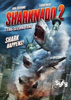Sharknado 2. - A második harapás (2014) online film