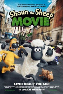 Shaun, a bárány - a film (2015) online film