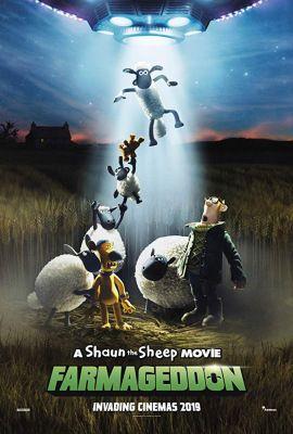 Shaun, a bárány és a farmonkívüli (2019) online film