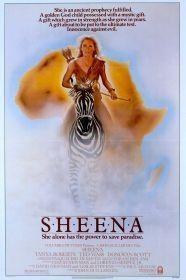 Sheena, a dzsungel királynője (1984) online film