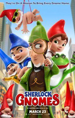 Sherlock Gnomes (2018) online film