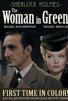 Sherlock Holmes és a zöld ruhás nő (1945) online film