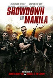 Showdown in Manila (2016) online film
