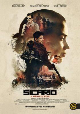 Sicario - A bérgyilkos (2015) online film