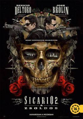 Sicario 2: A zsoldos (2018) online film