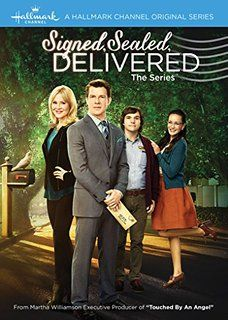 Signed, Sealed, Delivered for Christmas (2014) online film