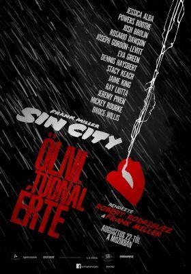 Sin City: Ölni tudnál érte (2014) online film