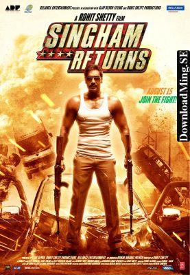 Singham visszatér (2014) online film