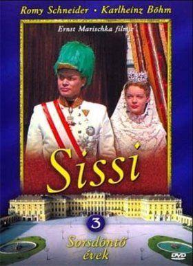 Sissi - Sorsdöntő évek (1957) online film