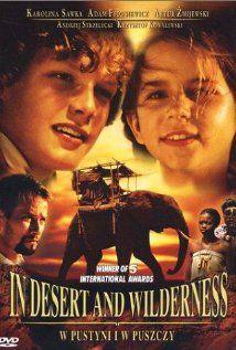 Sivatagban, őserdőben (2001) online film