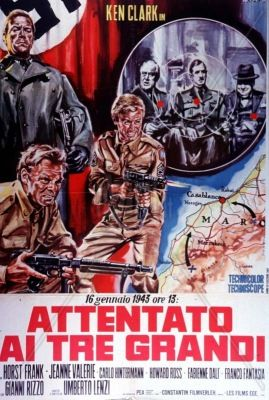 Sivatagi kommand� (1967)