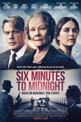 Six Minutes to Midnight (2020) online film