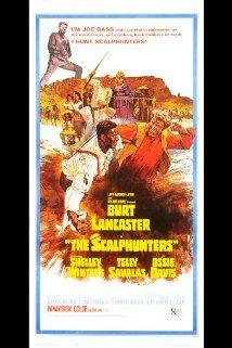 Skalpvadászok (1968) online film