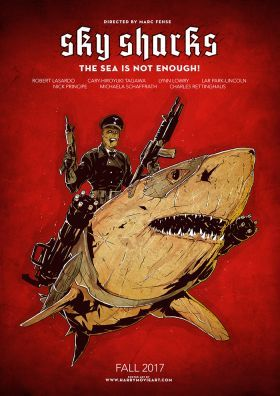 Sky Sharks (2020) online film