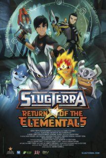 Slugterra - Element�lok (2014)