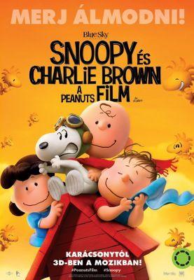 Snoopy és Charlie Brown - A Peanuts Film (2015) online film