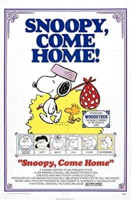 Snoopy, gyere haza! (1972) online film