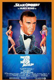 Soha ne mondd, hogy soha (1983) online film