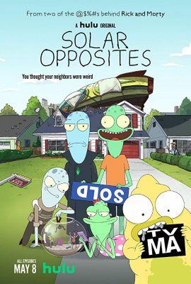 Solar Opposites 1. évad (2020) online sorozat