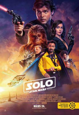 Solo: Egy Star Wars-történet (2018) online film