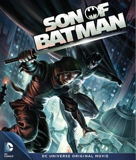 Batman fia (Son of Batman) (2014) online film