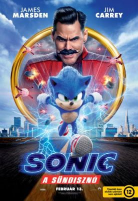 Sonic, a sündisznó (2020) online film