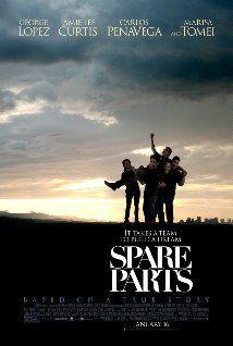 Spare Parts (2015) online film