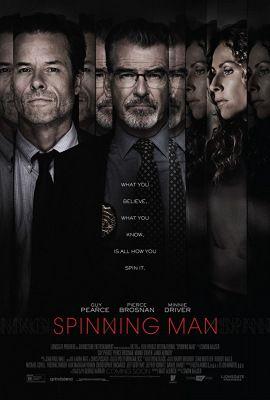 A gyilkosság filozófiája (Spinning Man) (2018) online film