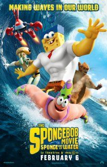 SpongyaBob: Ki a v�zb�l! (2014)