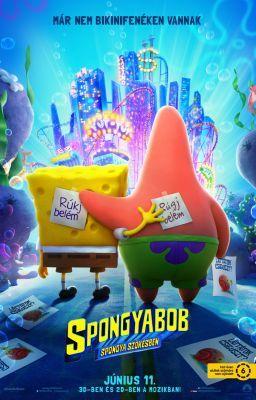 SpongyaBob: Spongya szökésben (2020) online film