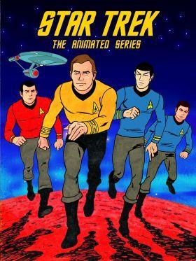 Star Trek:  A rajzfilmsorozat 1. évad (1973) online sorozat