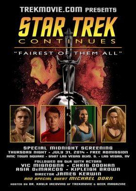 Star Trek Continues 1. évad (2013) online sorozat