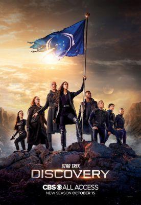 Star Trek: Discovery 3. évad (2020) online sorozat