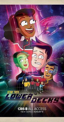 Star Trek: Lower Decks 1. évad (2020) online sorozat