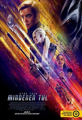 Star Trek: Mindenen túl (2016) online film