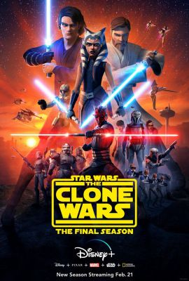 Star Wars: A klónok háborúja 7. évad (2020) online sorozat