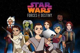 Star Wars: A végzet ereje 1. évad (2017) online sorozat