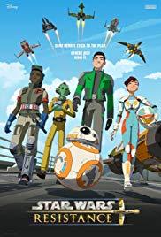 Star Wars: Ellenálás 1. évad (2018) online sorozat