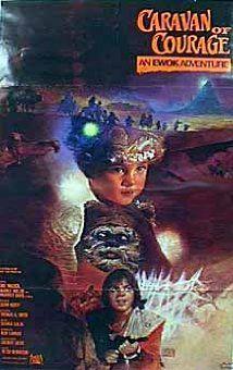 Star Wars: Ewoks - A Bátrak Karavánja (1984) online film