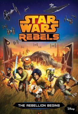 Star Wars: Lázadók 1. évad (2014) online sorozat