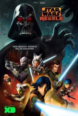Star Wars Lázadók 3. évad (2016) online sorozat