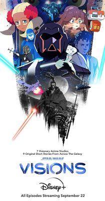 Star Wars: Visions 1. évad (2021) online sorozat