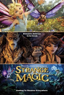 Strange Magic (2015) online film