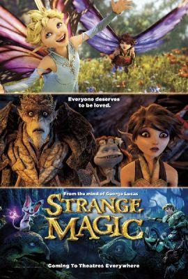Strange Magic (2015) online film