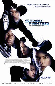 Street Fighter - Chun-Li legend�ja (2009)