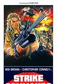 Strike Commando (1987) online film